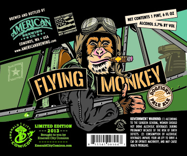 Flying Monkey Pale Ale
