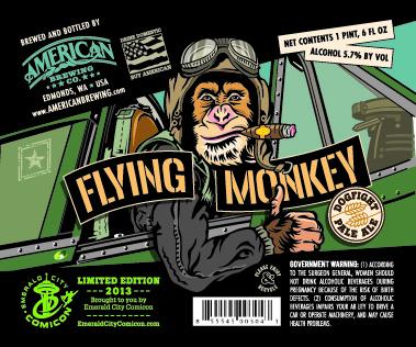 Flying Monkey Pale Ale