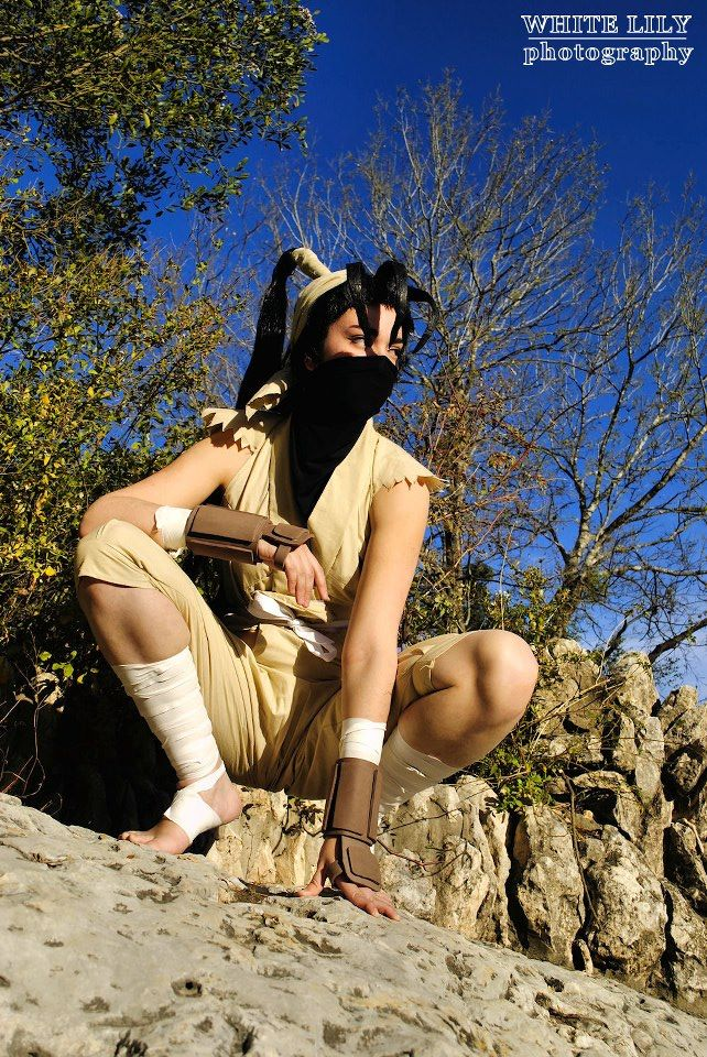 Ibuki from Street Fighter!