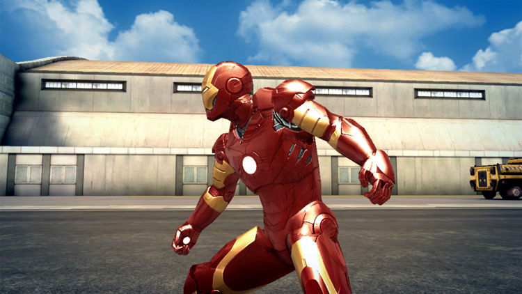 iron man 3 mobile game