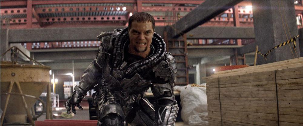 Michael Shannon, the best part of the film...