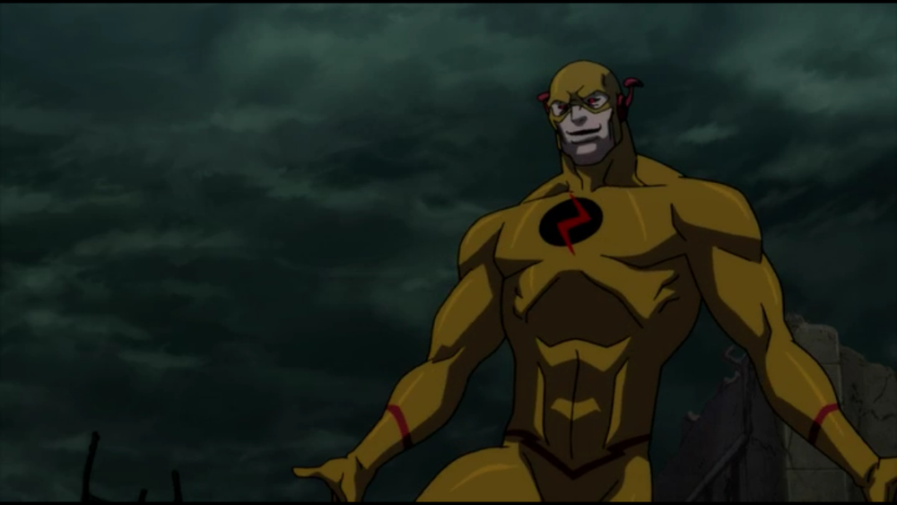 Professor Zoom serves as the central antagonist for Flash