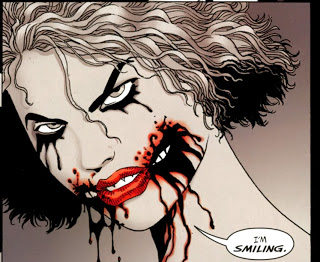 the birth of Flashpoint's Joker...