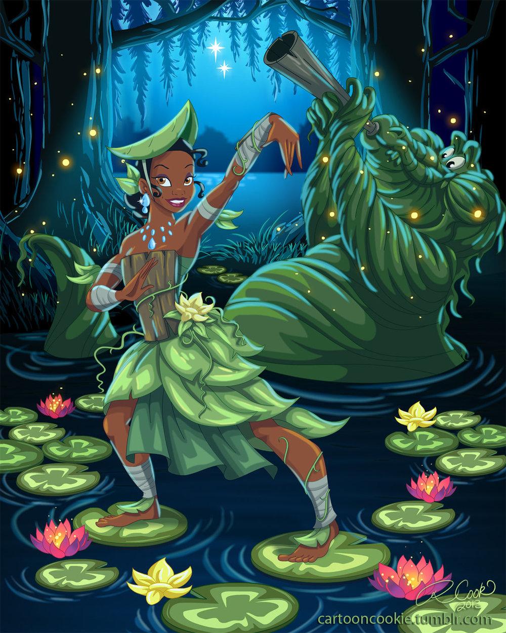 swamp_bender__tiana_by_racookie3-d6atyzq.jpg