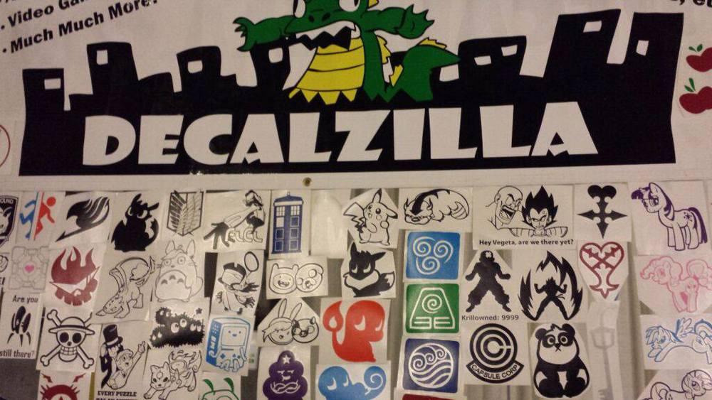 Decalzilla