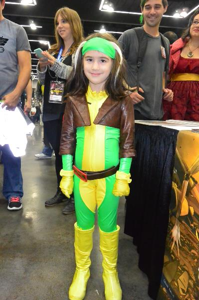 Cute Little Rogue!