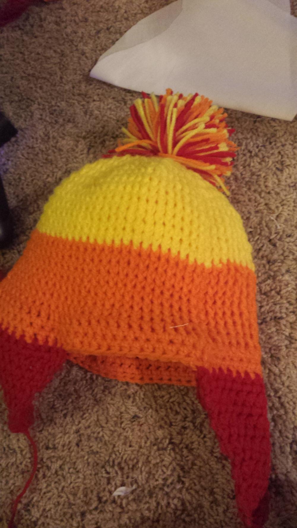 Firefly Jayne Cobb Crochet Hat [Pattern] - Lifted Geek