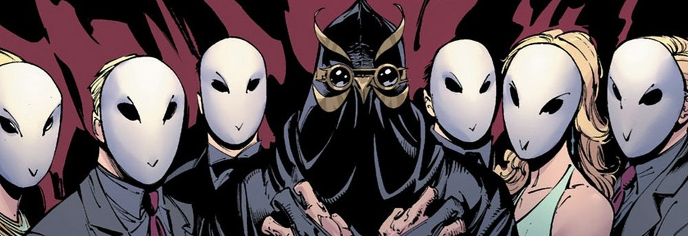 a secret society of Gotham's most powerful and influential...