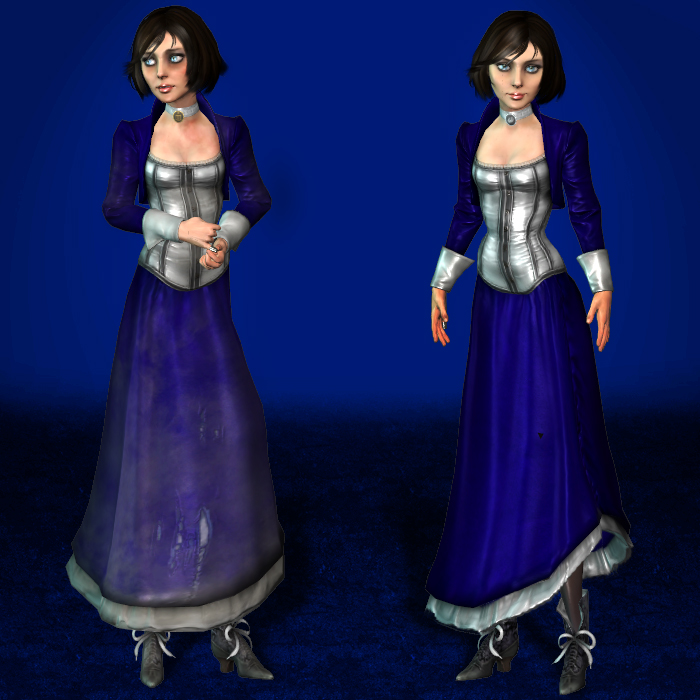 a130aca651 Immediately I knew which fabric I wanted for the main dress and shrug - a  royal blue colored velvet fabric. The corset