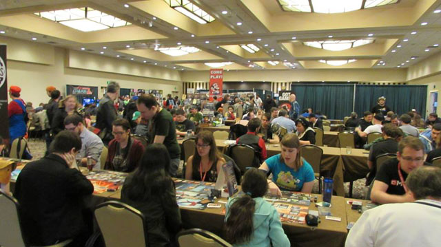Table top gaming galore!