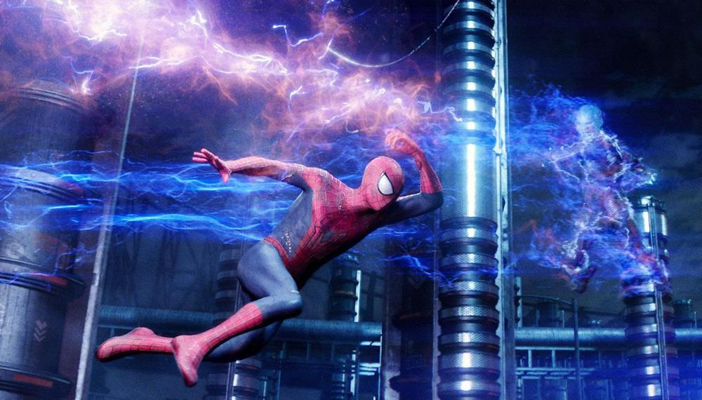 Electro proved to be a worthy adversary for Spidey
