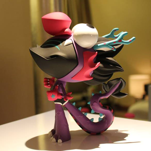 "Martin Hsu Dragon Boy Designer Vinyl Figure, ""Wingrow"""