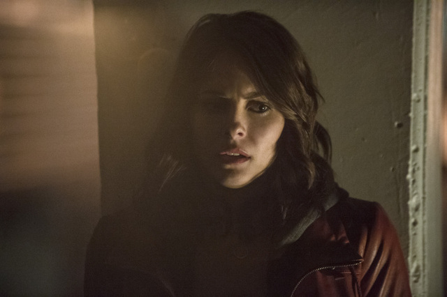 Thea Queen (Willa Holland) proves to end up just as bratty