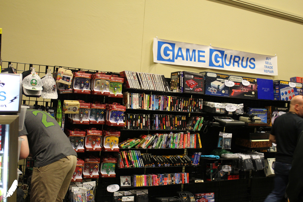 Game Gurus, this shop is dope