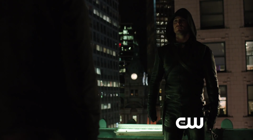 obligatory Arrow cameo... check