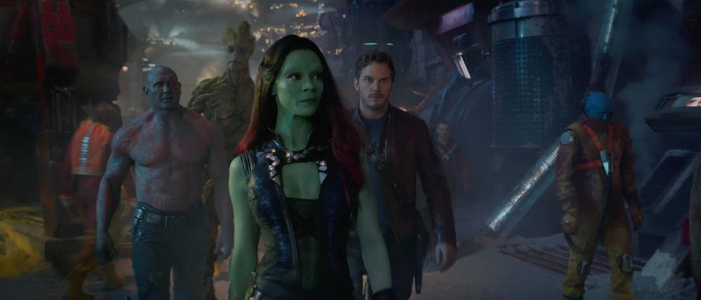 Hello Gamora!