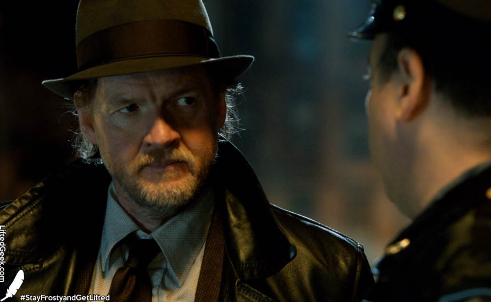 Donal Logue as Det. Harvey Bullock