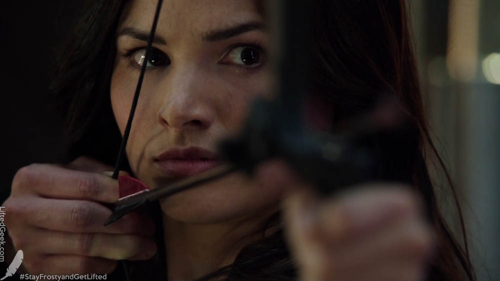 Katrina Law returns as Nyssa al Ghul