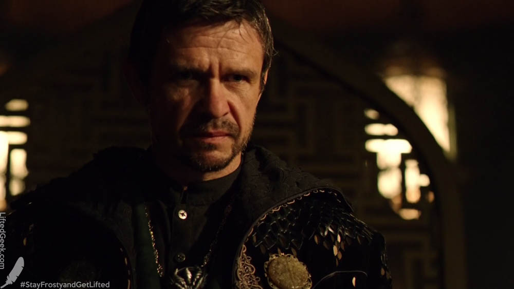 Matt Nable as Ra's al Ghul