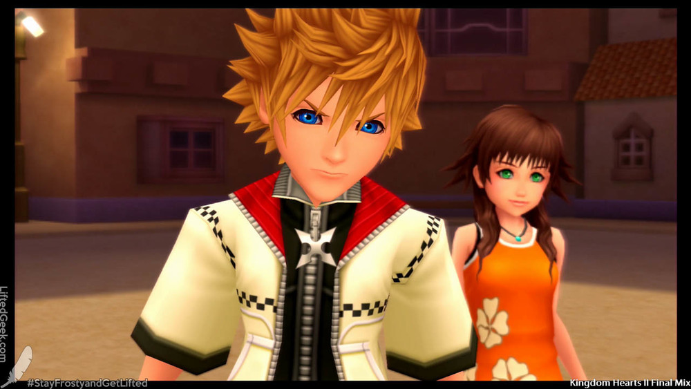 even 8 years later... the prologue with Roxas still tugs at the heartstrings