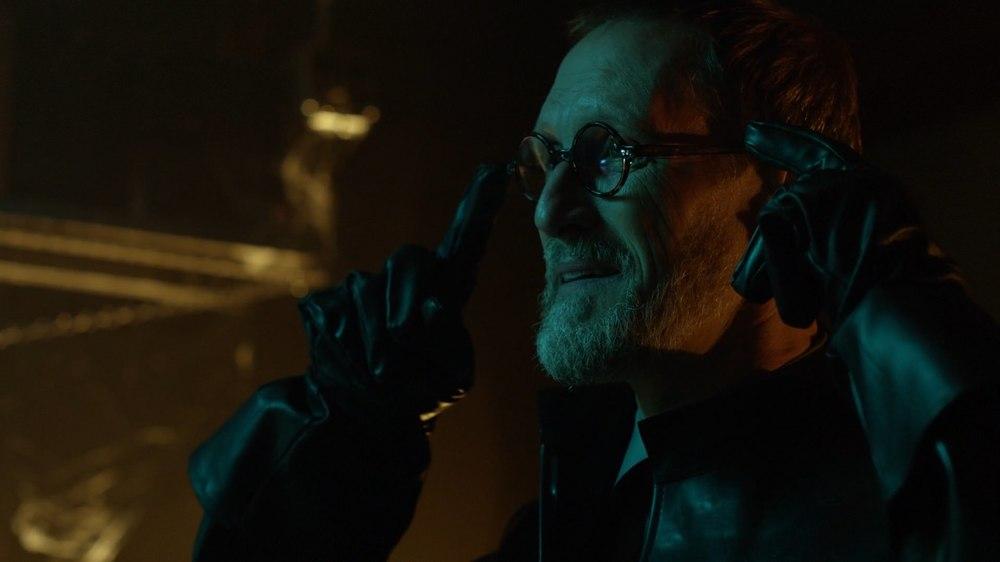 Jack Gruber... Gotham's Electrocutioner