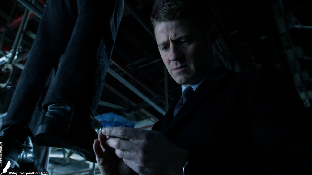 Officially back on the Force, Jim Gordon's homecoming comes with drugs and homicide