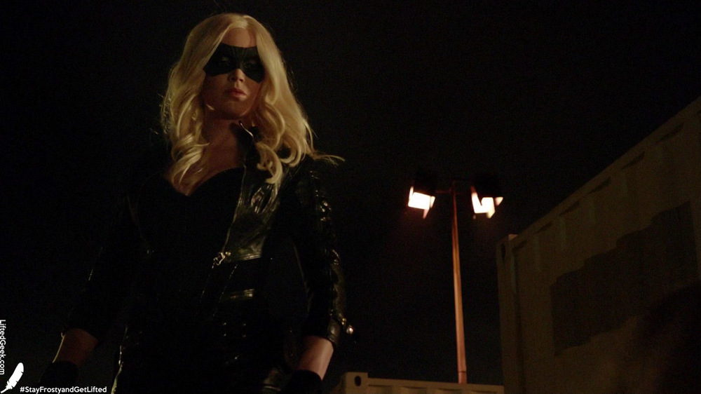 welcome back Caity Lotz