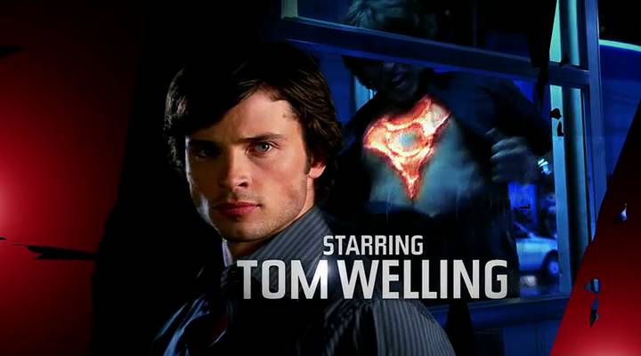 Tom Welling onSmallville...the perfect choice maybe?