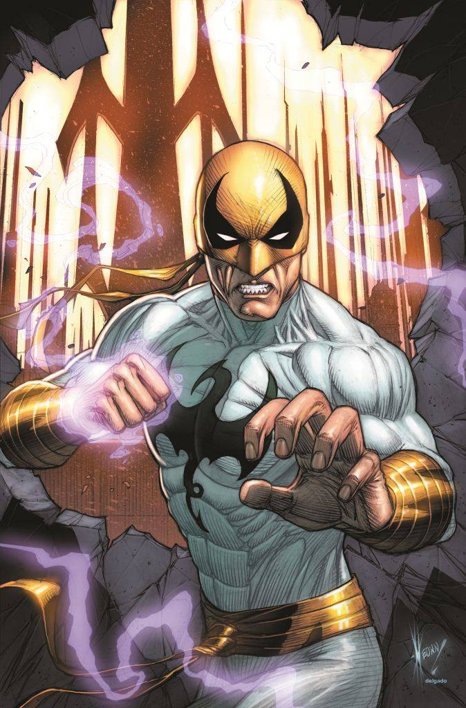 Casting an Asian-American as Iron Fist — Lifted Geek