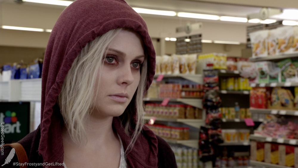 Rose McIver is our dead-ish heroine
