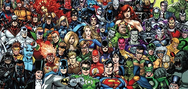 Dc bids farewell to nyc marvel responds lifted geek - Dc characters wallpaper hd ...