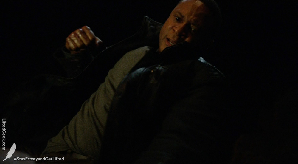 Diggle going straight cray
