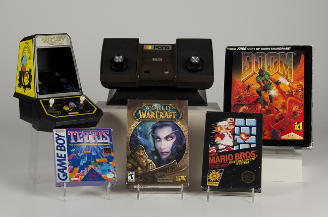 The Video Game Hall of Fame Inaugural Class