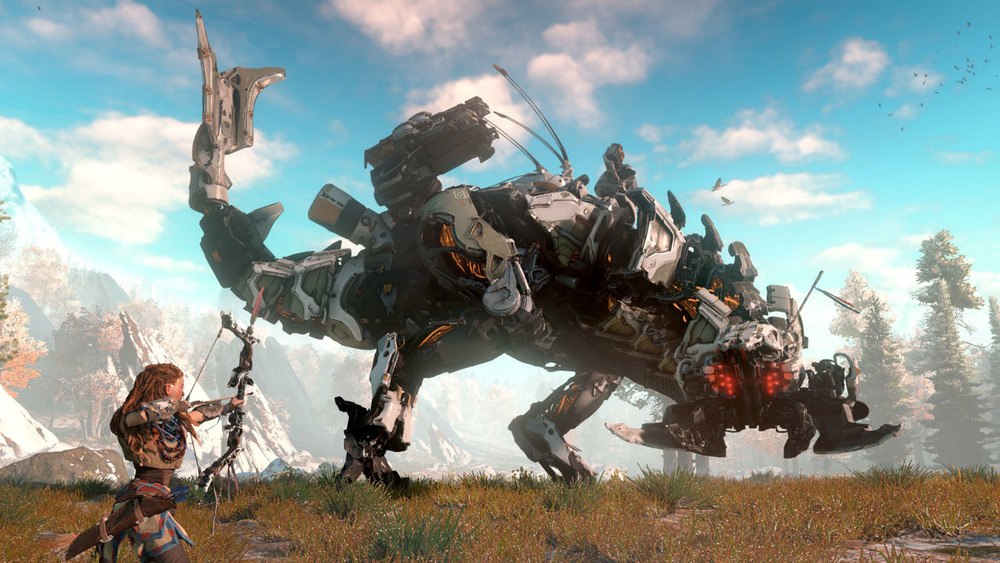 Horizon Zero Dawn coming in 2016