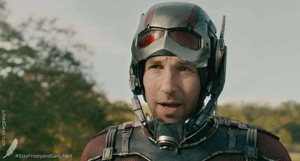 I'm Ant-Man