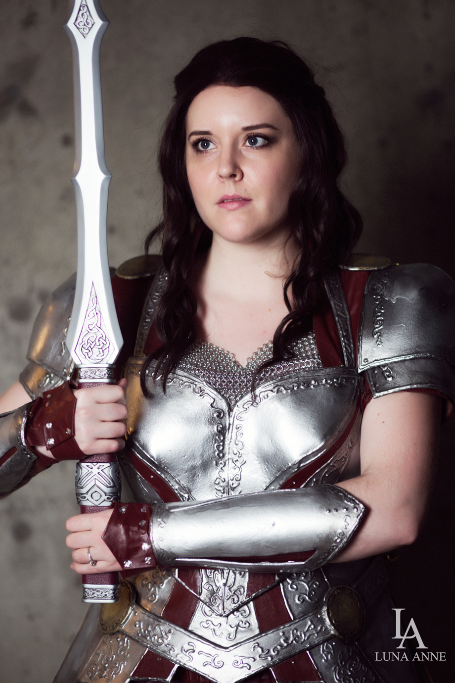 cos(WED): Lady Sif by Abi Sue Cosplay — Lifted Geek