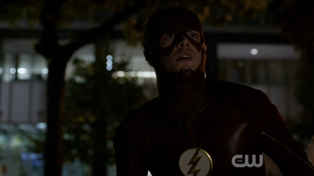 Barry sees something he wish he could unsee
