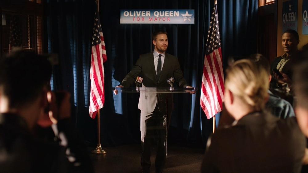 Queen For Mayor!