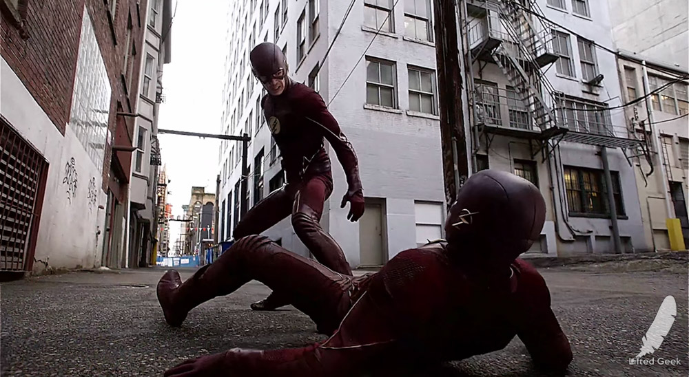 Flash vs Flash