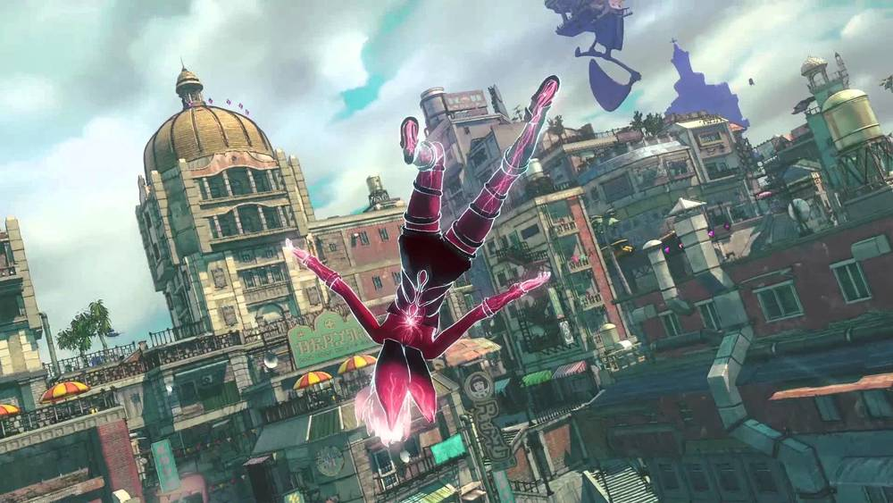 Gravity Rush Remastered on the PS4! One of my personal top picks from this list!