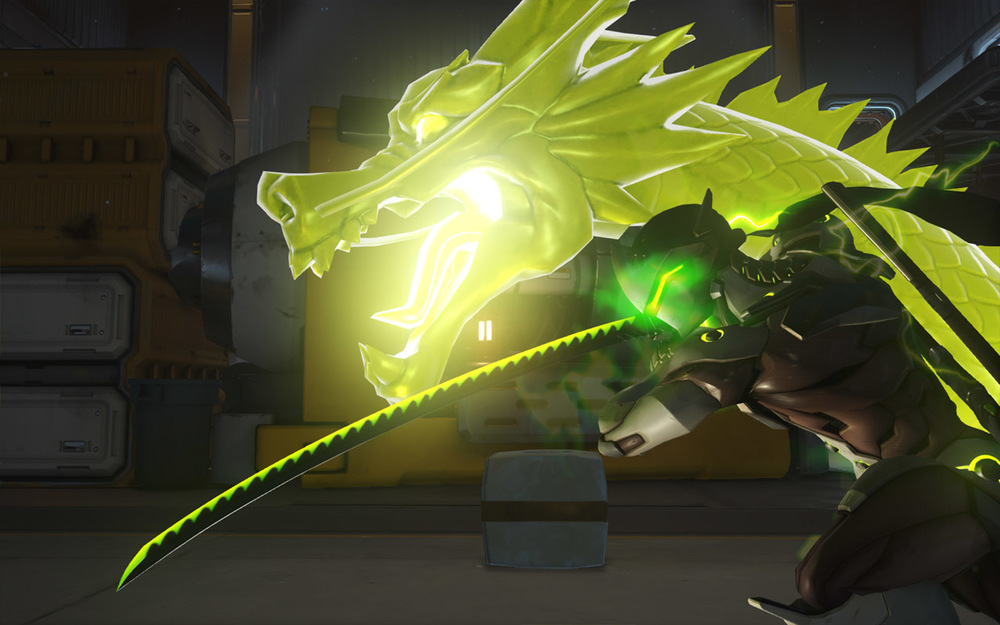 Genji the Cybernetic Ninja