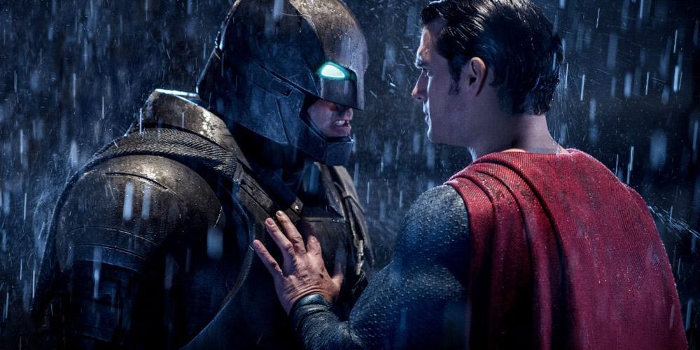 Bat of Gotham... versus Son of Kypton