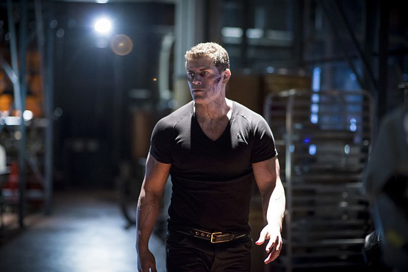 "Cody ""Stardust"" Runnels guest stars on Arrow"