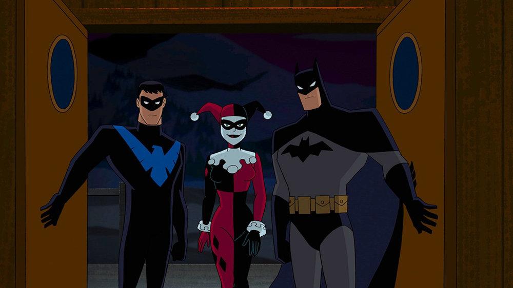 Gotham's... finest?