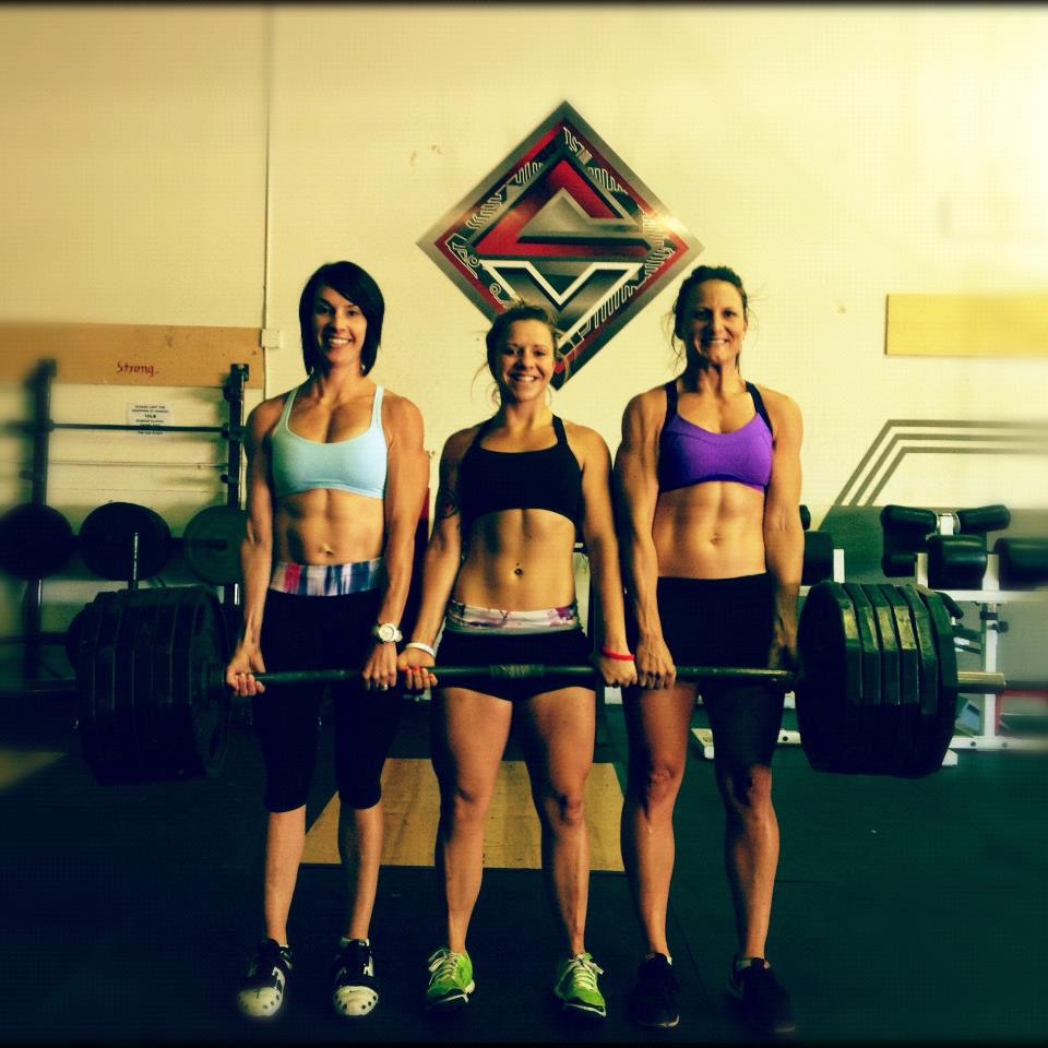 Michaela Xavier, Casey Hutnick, Nicole Rudolph