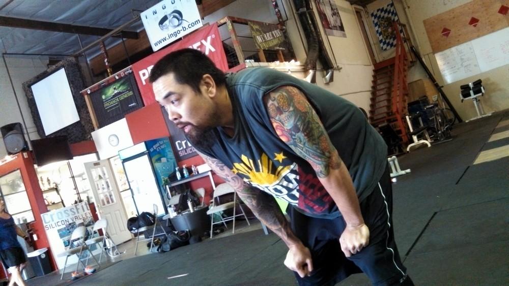 Jose smashes 13.4 just months after a shoulder injury!