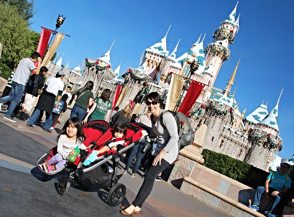 We are currently on vacation recharging, though a trek through Disneyland with kids almost felt like a GoRuck Challenge!