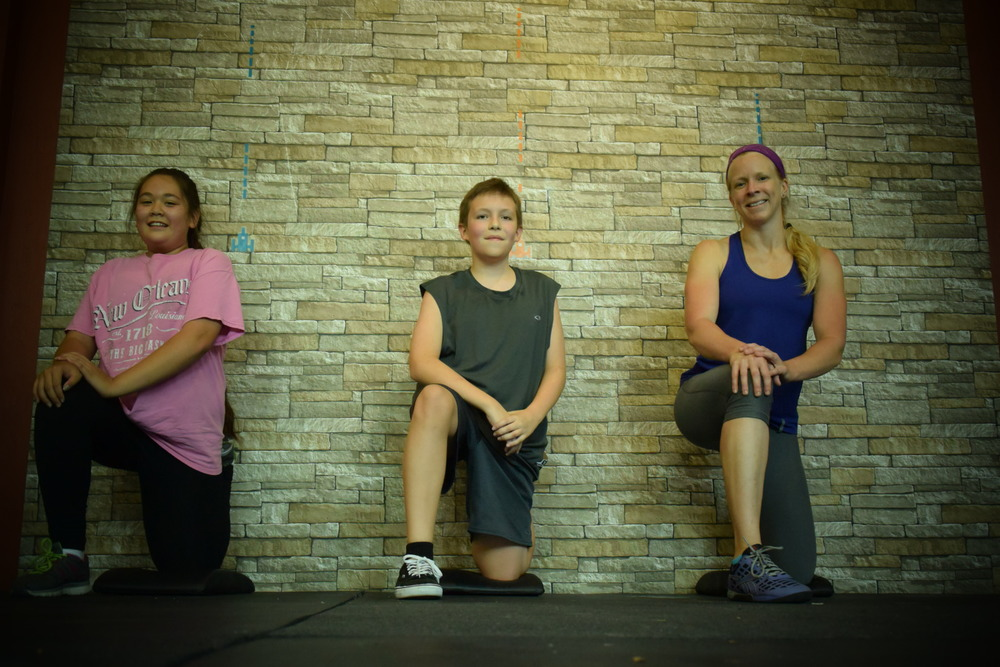 CrossFit Kids class happens! Monday, Wednesday and Friday @ 3:45PM