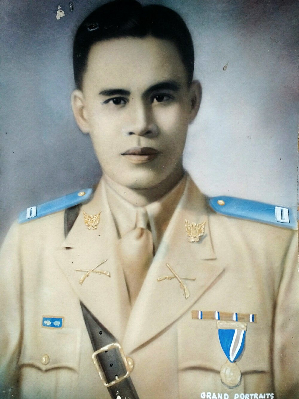 I am alive and FREE to do great things #CrossFitSV. Thank you veterans for defending our way of life. Grandpa Antonio Javier, you are remembered and honored! #VeteransDay #71stInfantryDivision#USARMY #Bataan