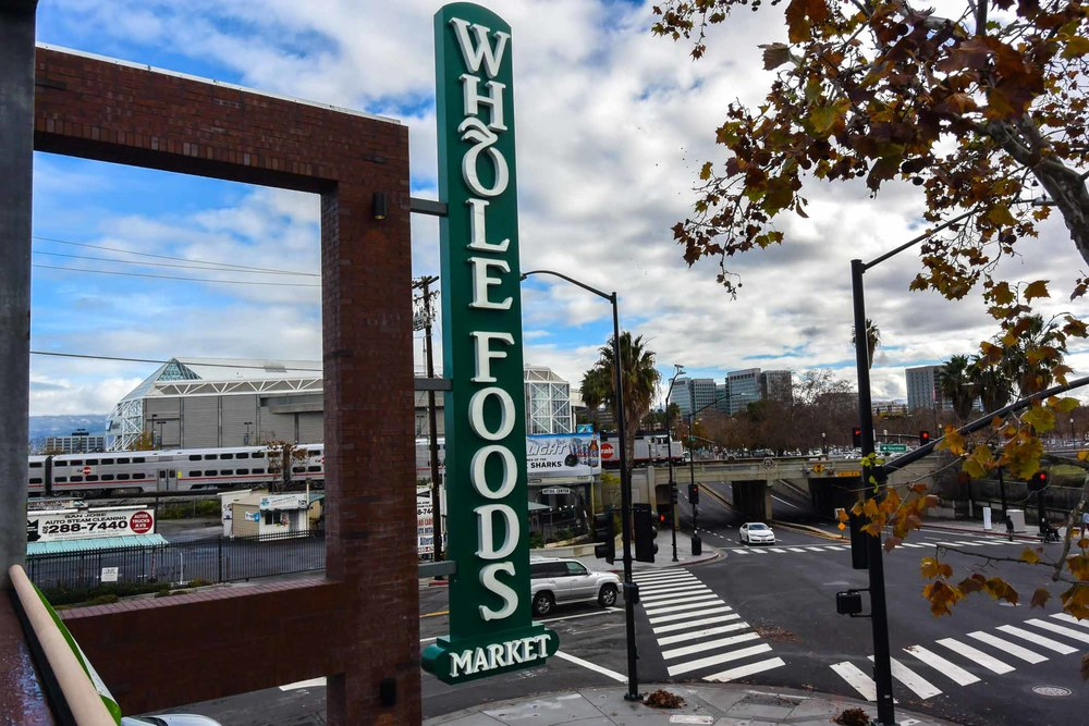 Whole Foods opens just down the street on Tuesday December 9th!